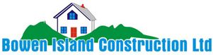 Bowen Island Construction Ltd